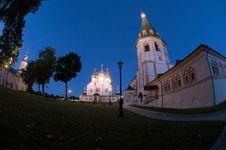 Free Iversky Svyatoozersky Virgin Monastery Stock Photo - 21136640