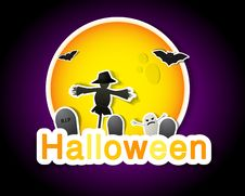Free Symbols Of Halloween Stock Photos - 21137543