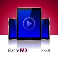 Free Digital Tablet Stock Photo - 21138300