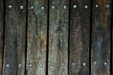 Free Old Wooden Boards Stock Photography - 21138382