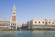 Free Marco Square, Venice Royalty Free Stock Photos - 21138718