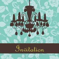 Invitation Royalty Free Stock Photo