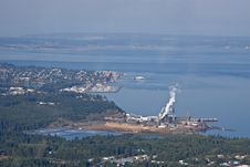 Free Port Townsend Washington Stock Images - 21139884