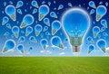 Free Ecological Concept Royalty Free Stock Photos - 21140688