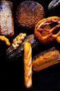 Free Various Breads At Delicatessen Isolated Royalty Free Stock Photography - 21142337