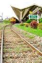 Free Chiangmai Train Station Royalty Free Stock Photo - 21143975