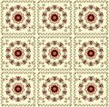 Free Pattern With Flower Seamless Texture Royalty Free Stock Photography - 21144467