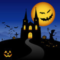 Free Halloween Night Royalty Free Stock Images - 21144709