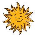 Free Sun Royalty Free Stock Photos - 21145538