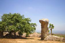 Free Stone Henge Royalty Free Stock Image - 21140106