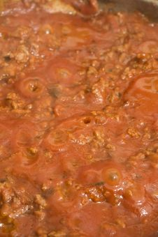 Free Pasta Sauce Stock Photos - 21140653