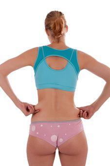 Free Fat Folds Stock Image - 21141781