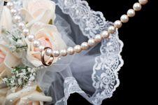 Free Gold Wedding Ring Royalty Free Stock Photos - 21142398