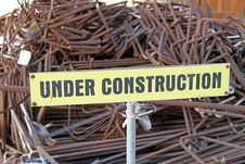 Free Under Construction Stock Photography - 21142562