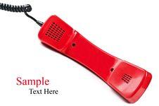 Free Retro Red Telephone Stock Images - 21142584