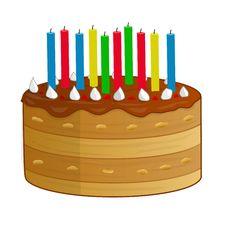 Free Cake Royalty Free Stock Image - 21142756