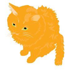 Free Illustration Redhead Cat Stock Photo - 21143230