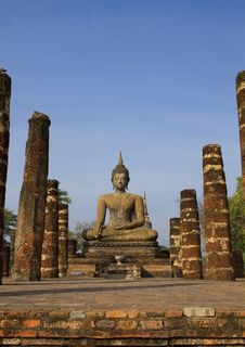 Free Buddha Stock Photography - 21143782