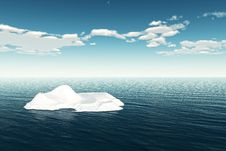 Free Iceberg Stock Photos - 21144383