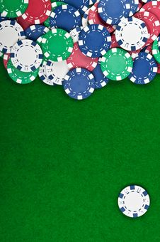 Free Poker Game Stock Photos - 21144763