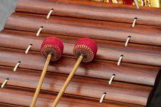 Free Thai Musical Instrument. Stock Photos - 21144953