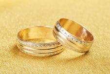 Free Wedding Rings Stock Images - 21145144