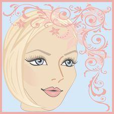 Free Beautiful Girl. Royalty Free Stock Photos - 21145498
