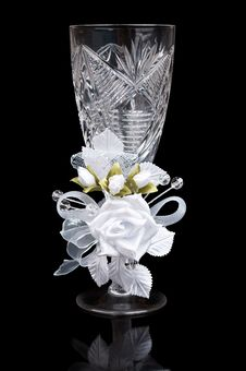 Free Wedding Crystal Glass Stock Photo - 21145550