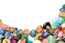 Colorful Stone Royalty Free Stock Images