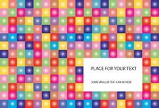 Abstract Check Background With Place For Your Text Royalty Free Stock Photography
