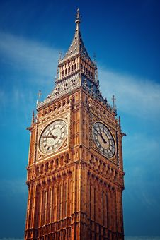 Free Big Ben, London Stock Image - 21147571