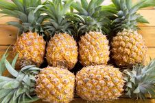 Free Pineapple Stock Image - 21147591
