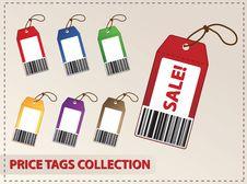 Free Blank Price Tags Stock Photos - 21148743