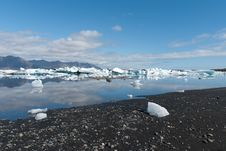 Free Jokulsarlon Lake In Iceland Stock Photos - 21149213