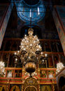 Free Interior Of Russian Orthodox Church Royalty Free Stock Photography - 21150537