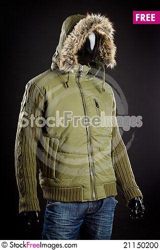 Free Mannequin Stock Photo - 21150200