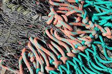 Free Fishing Nets Stock Image - 21150911