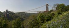 Free Clifton Panorama 2 Royalty Free Stock Photo - 21152505