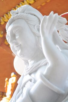 Free Kuan Yin Stock Photography - 21152652
