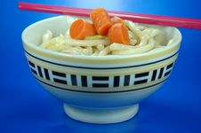 Free Noodle Soup Stock Photo - 21153760