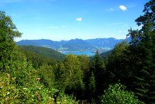 Free Bavarian Alps Stock Images - 21154174