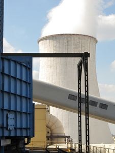 Free Cooling Tower Stock Photo - 21154310