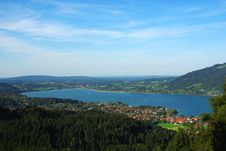 Free Lake Tegernsee Stock Image - 21154341