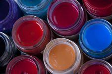 Free Coulor Paint Royalty Free Stock Photography - 21154417