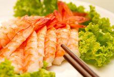 Free Shrimp Royalty Free Stock Photos - 21154578