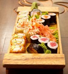 Free Sushi Stock Image - 21154591