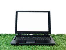 Free Laptop Royalty Free Stock Images - 21155119