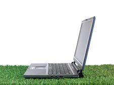 Free Laptop Royalty Free Stock Photos - 21155128