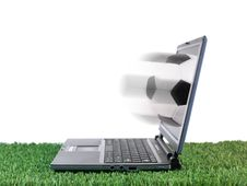 Free Laptop Stock Photography - 21155132