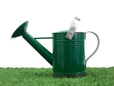 Free Watering Can Stock Photography - 21155172